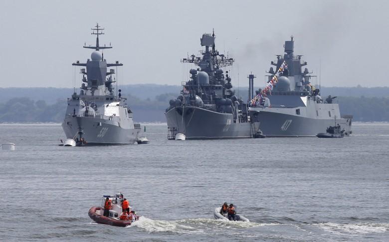 Chińskie okręty wyruszyły na wspólne ćwiczenia z jednostkami rosyjskimi - GospodarkaMorska.pl