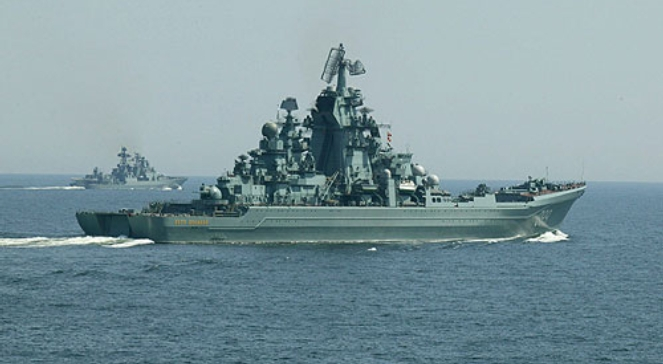 Siły morskie Chin i Rosji rozpoczęły manewry na Dalekim Wschodzie - GospodarkaMorska.pl