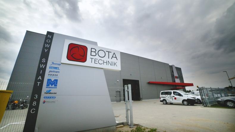 BOTA Technik stawia na nowe możliwości (wideo) - GospodarkaMorska.pl