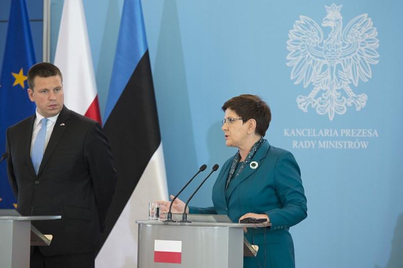 Premier: Współpraca Polski i państw bałtyckich musi być bardzo silna - GospodarkaMorska.pl