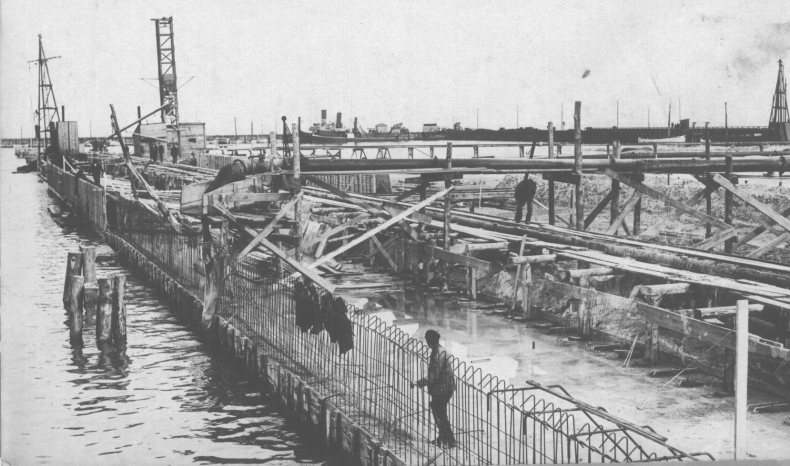 95 lat temu Sejm podjął decyzję o budowie portu w Gdyni - GospodarkaMorska.pl