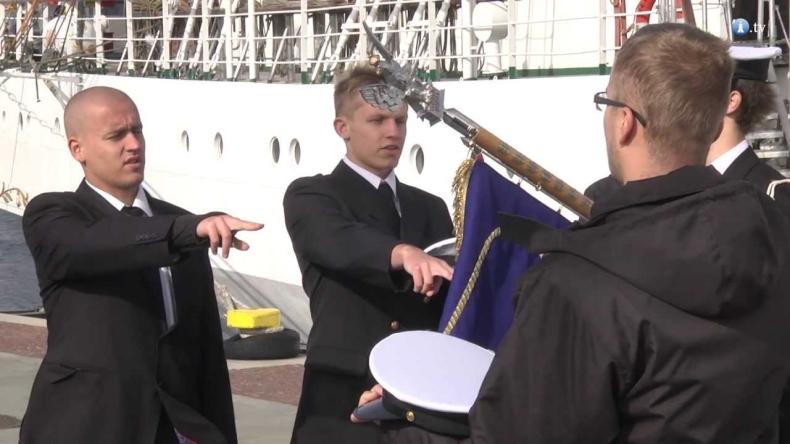 Inauguracja roku akademickiego  w Akademii Marynarki Wojennej - GospodarkaMorska.pl