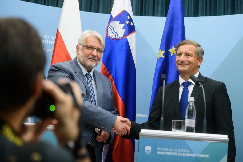 Słowenia zadeklarowała poparcie Polski w staraniach o organizację Expo 2022 - GospodarkaMorska.pl