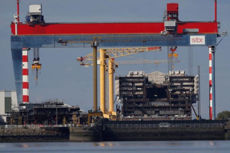 Fincantieri nabyła połowę udziałów w stoczni STX France - GospodarkaMorska.pl