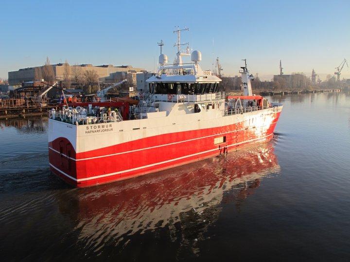 PRS nadzorował przebudowę statku rybackiego - GospodarkaMorska.pl