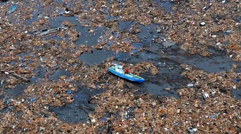 Plama plastiku na Oceanie Spokojnym gwałtownie rośnie. Jest już trzy razy większa niż Francja (wideo) - GospodarkaMorska.pl