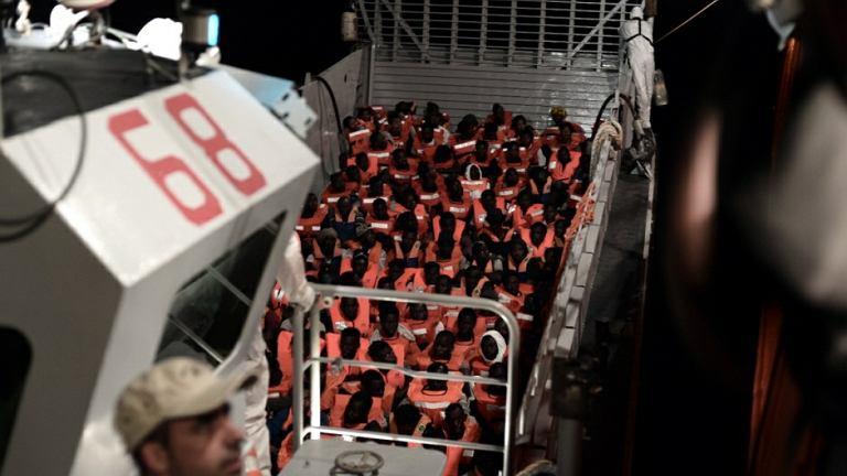 UNHCR: migranci na statku Aquarius na M. Śródziemnym potrzebują pomocy - GospodarkaMorska.pl