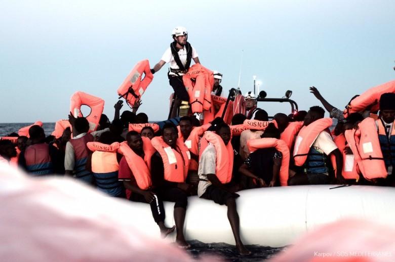 Włochy: MSZ wzywa ambasadora Francji na tle sporu wokół statku Aquarius - GospodarkaMorska.pl