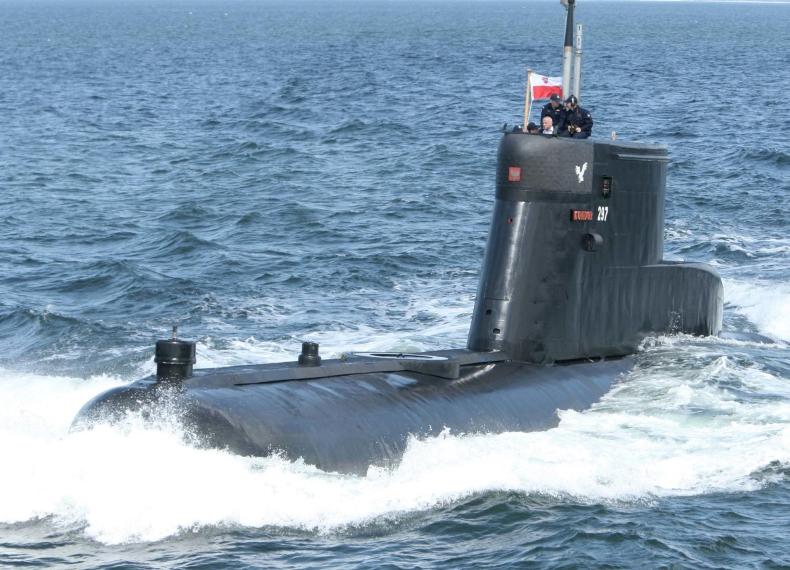MON zapowiada przyspieszenie zakupu okrętów podwodnych - GospodarkaMorska.pl