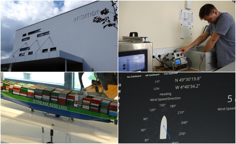Gdyńska firma tworzy rozwiązania dla światowych armatorów - GospodarkaMorska.pl