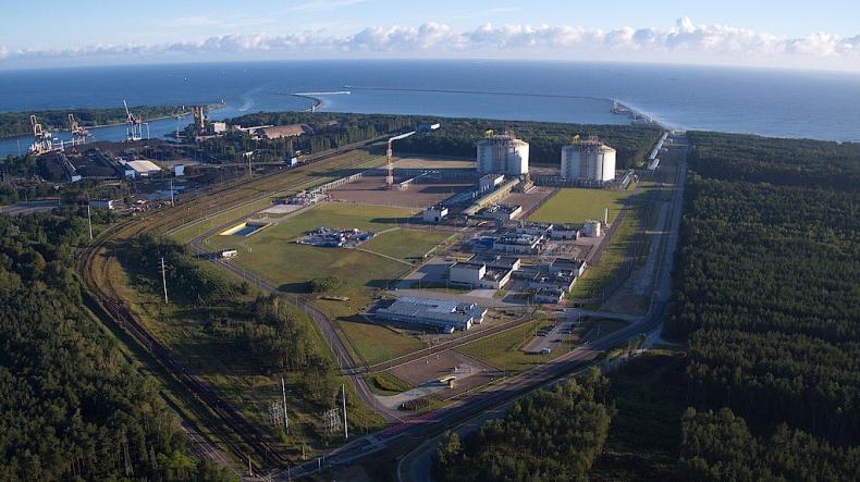 Terminal LNG w Świnoujściu może pełnić funkcję hubu przeładunkowego - GospodarkaMorska.pl