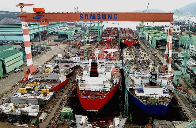 Koreański lider stoczniowy otrzymał duże zamówienie na kontenerowce - GospodarkaMorska.pl