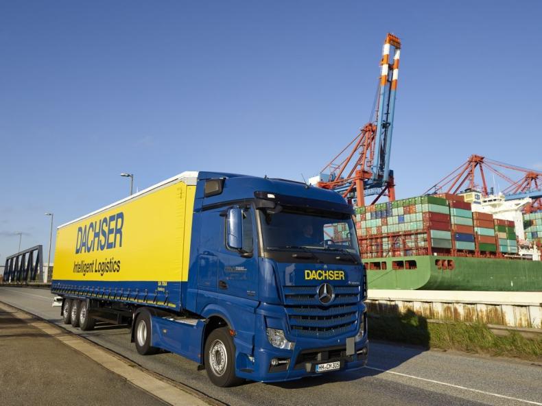 Dachser przejął 100% udziałów chilijskiej spółki - GospodarkaMorska.pl