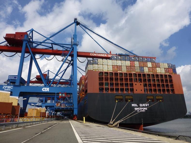 Porty w Hamburgu i Rotterdamie zawiązały współpracę w zakresie cyfryzacji - GospodarkaMorska.pl