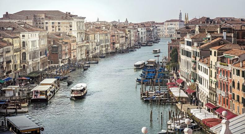 Włochy: Strażnicy porządku i przyzwoitości w Wenecji - GospodarkaMorska.pl