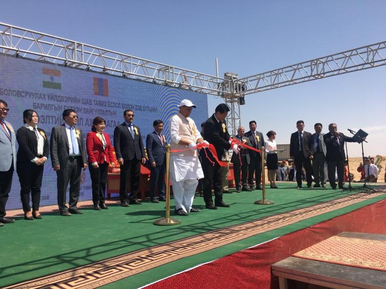 Mongolia: Rusza budowa pierwszej rafinerii ropy naftowej - GospodarkaMorska.pl