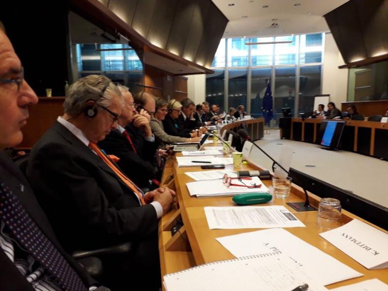 Europejskie Dni Przemysłów i Technologii Morskich - wydarzenia w Brukseli - GospodarkaMorska.pl
