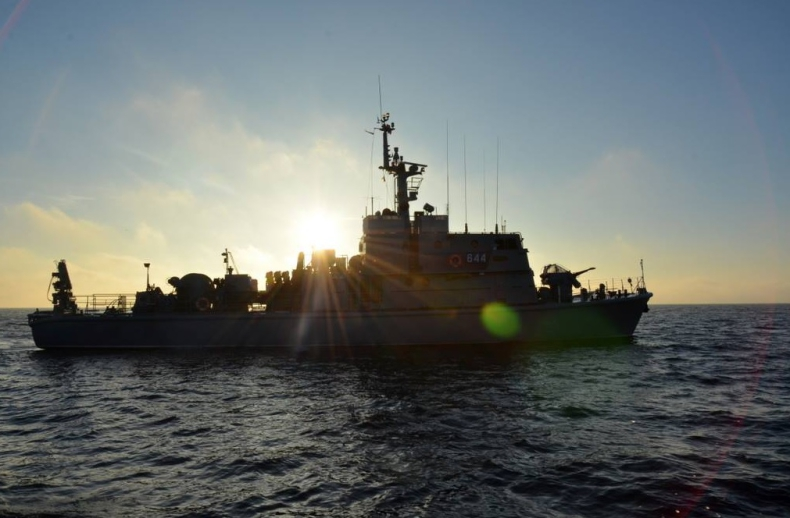 Morska faza ćwiczenia Anakonda-18 zakończona - GospodarkaMorska.pl