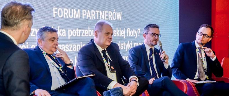 Wiceminister Grzegorz Witkowski wziął udział w panelu dyskusyjnym nt. żeglugi morskiej podczas Kongresu 590 - GospodarkaMorska.pl