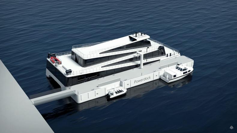 Kolejny futurystyczny prom dla firmy The Fjords. W pełni elektryczna jednostka już w przyszłym roku - GospodarkaMorska.pl