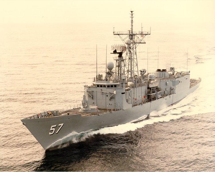 Ukraina: Dowódca marynarki potwierdza ofertę USA ws. przekazania dwóch fregat - GospodarkaMorska.pl