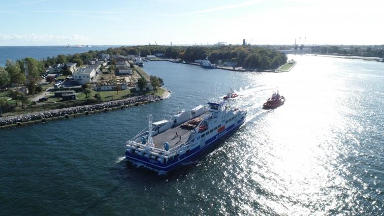 Nowe promy hybrydowe ze stoczni Remontowa Shipbuilding są już w Londynie - GospodarkaMorska.pl