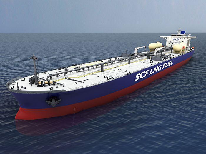Rosyjski Sovcomflot rozważa nabycie kolejny statków napędzanych LNG - GospodarkaMorska.pl