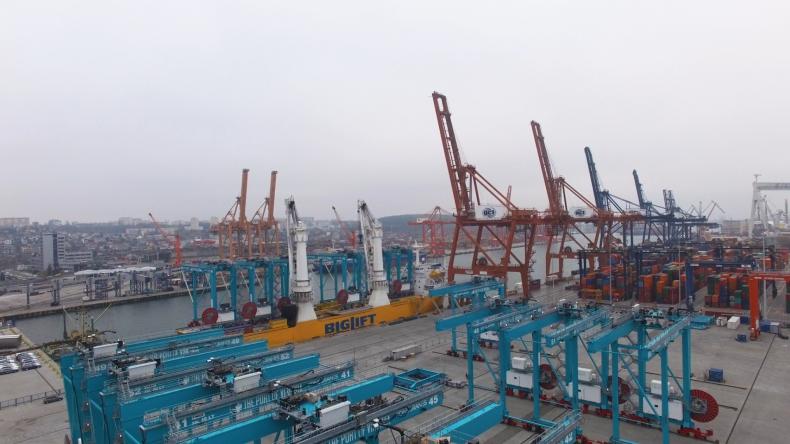 Sea Port + Space Infrastructure: Wokół portów powstaje sieć informatyczna bazująca na technologiach kosmicznych (foto, wideo) - GospodarkaMorska.pl