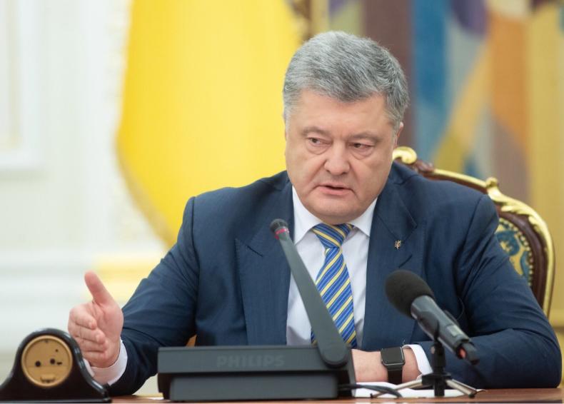 Ukraina: Prezydent wydał dekret wprowadzający stan wojenny - GospodarkaMorska.pl
