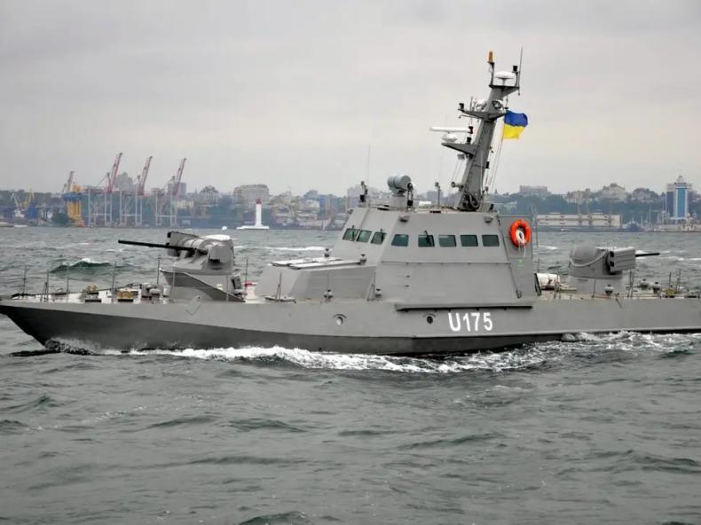 Rosja: Na okrętach byli funkcjonariusze służb specjalnych Ukrainy - GospodarkaMorska.pl