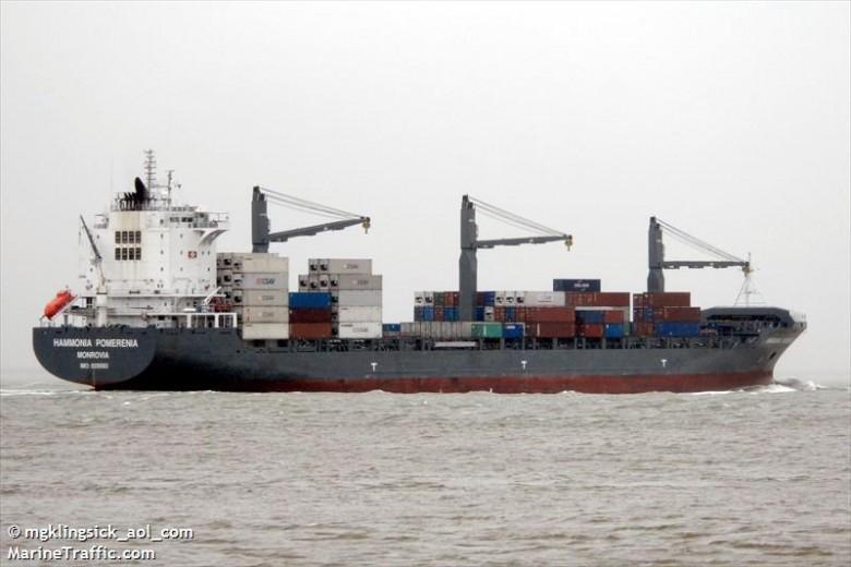 Miesiąc temu porwano Polaków z pokładu kontenerowca Pomerania Sky - GospodarkaMorska.pl