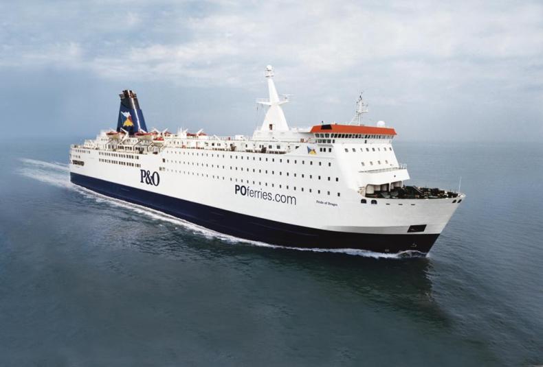 Duża zmiana na pokładach promów P&O Ferries. Do akcji wchodzi gigant - GospodarkaMorska.pl