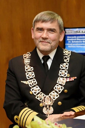 Rektor Komendant Akademii Marynarki Wojennej mianowany na stopień kontradmirała - GospodarkaMorska.pl