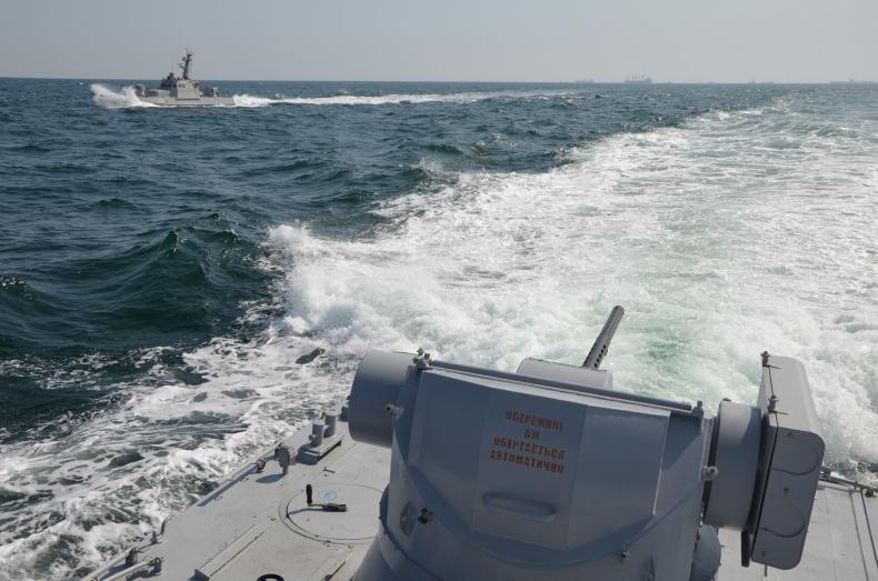 Rosyjski sąd nakazał aresztowanie 12 ukraińskich marynarzy - GospodarkaMorska.pl