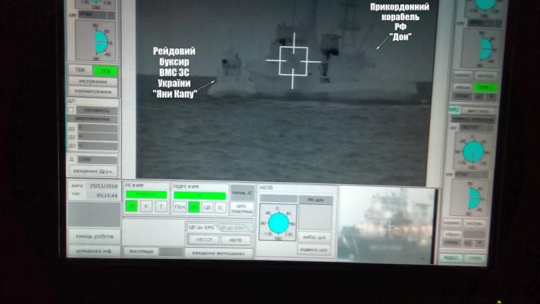 Rosja/Putin: Incydent na Morzu Czarnym był ukraińską prowokacją - GospodarkaMorska.pl