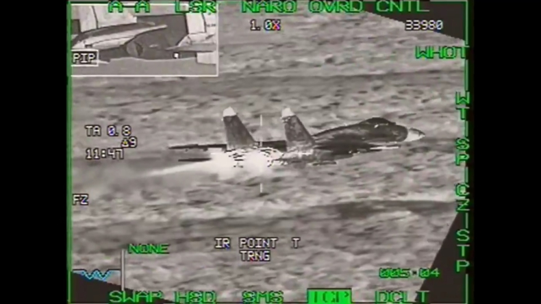 Belgijskie F16 przechwyciły nad Bałtykiem rosyjskie myśliwce (wideo) - GospodarkaMorska.pl