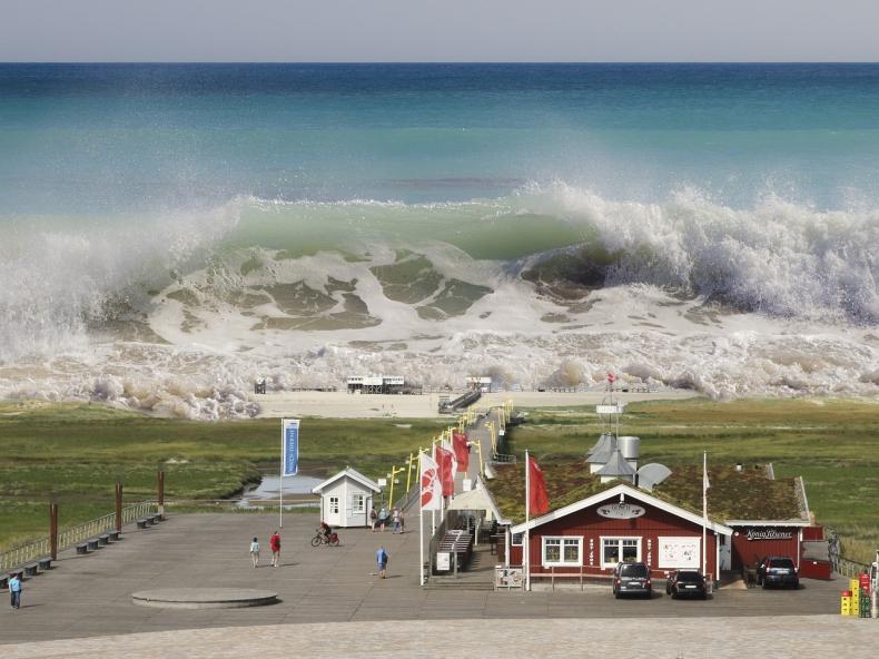 USA: Na Alasce odwołano ostrzeżenie przed tsunami - GospodarkaMorska.pl