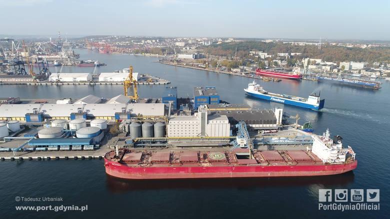 Zarząd Morskiego Portu Gdynia gotowy do realizacji ambitnych zadań inwestycyjnych - GospodarkaMorska.pl