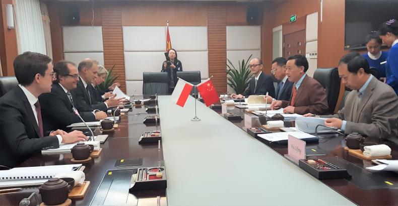 Podsumowanie wizyty ministra Marka Gróbarczyka w Chińskiej Republice Ludowej - GospodarkaMorska.pl