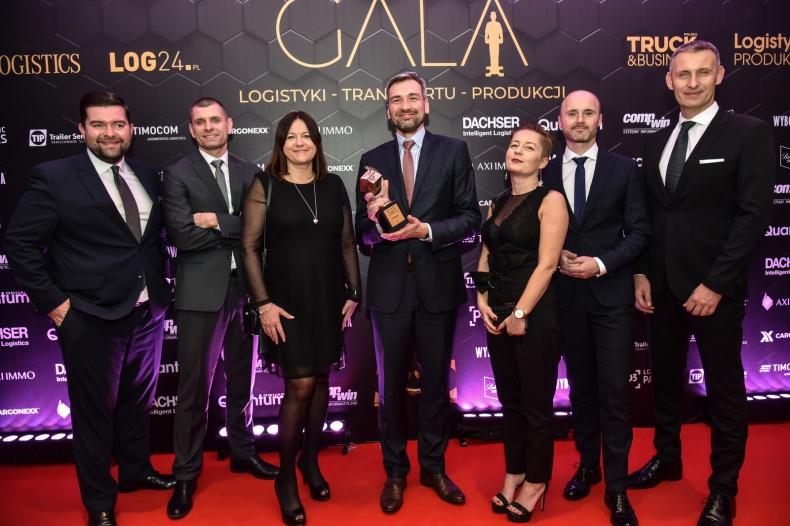 DSV z nagrodą Lidera Logistyki  w badaniu Operator Logistyczny Roku - GospodarkaMorska.pl