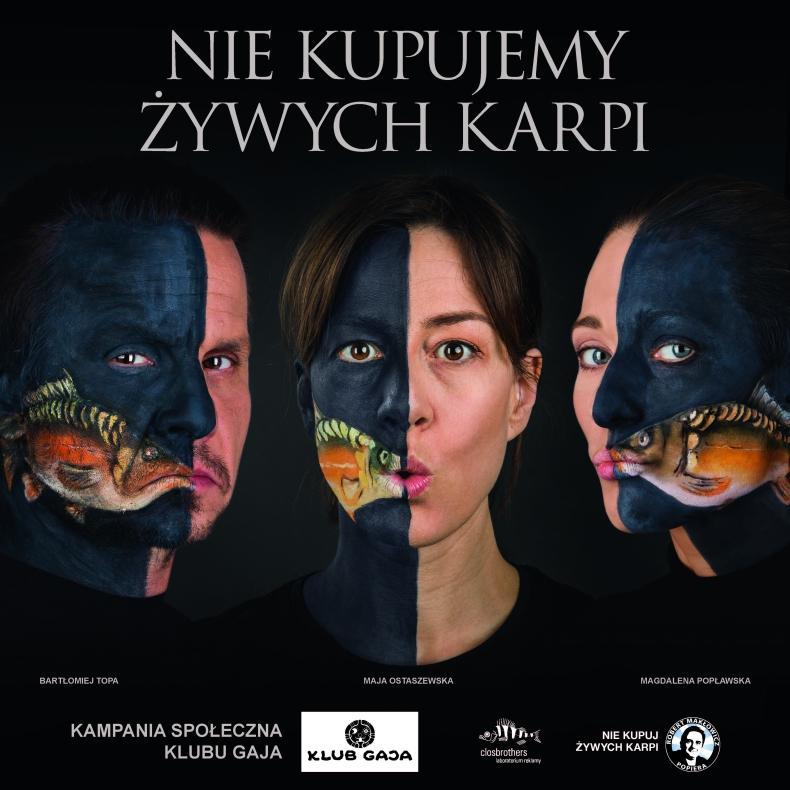 Przedświąteczny apel o lepsze traktowanie karpia - GospodarkaMorska.pl