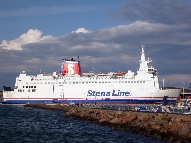 Wielkie nadzieje Stena Line w związku z uruchomieniem połączenia Halmstad-Grenaa - GospodarkaMorska.pl