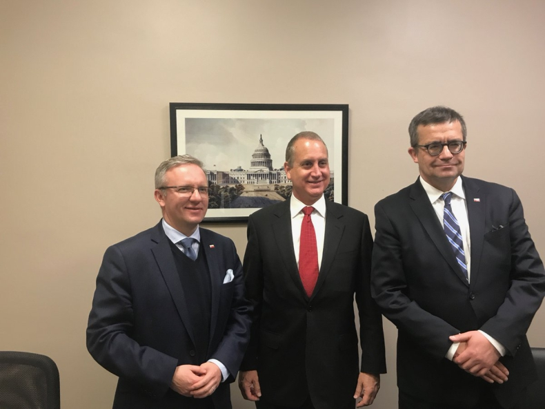 USA: Szef gabinetu prezydenta RP zakończył kolejną wizytę w USA - GospodarkaMorska.pl