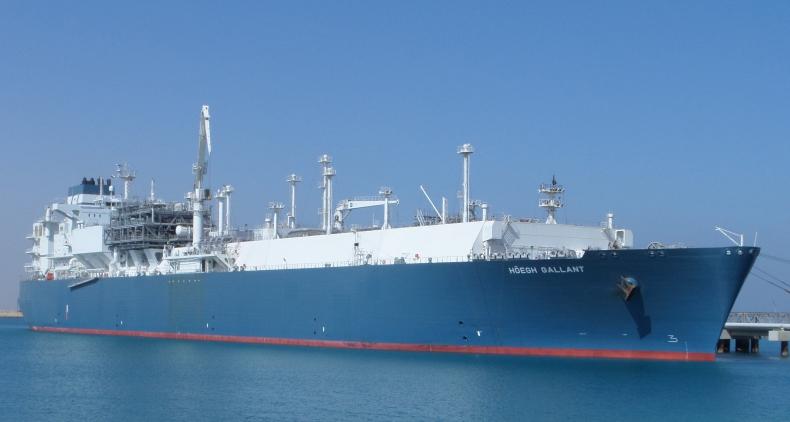 Kolejna dostawa spotowa amerykańskiego LNG do Świnoujścia - GospodarkaMorska.pl