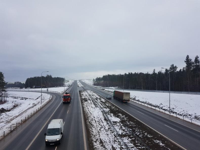 Można jeździć nowym 7-kilometrowym odcinkiem S7 pod Jędrzejowem - GospodarkaMorska.pl