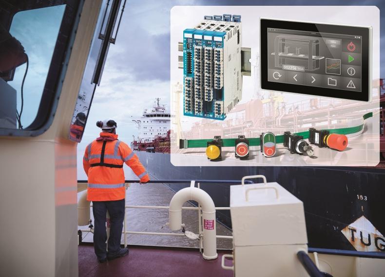 Eaton poszerza ofertę rozwiązań automatyki dla zastosowań w przemyśle morskim - GospodarkaMorska.pl