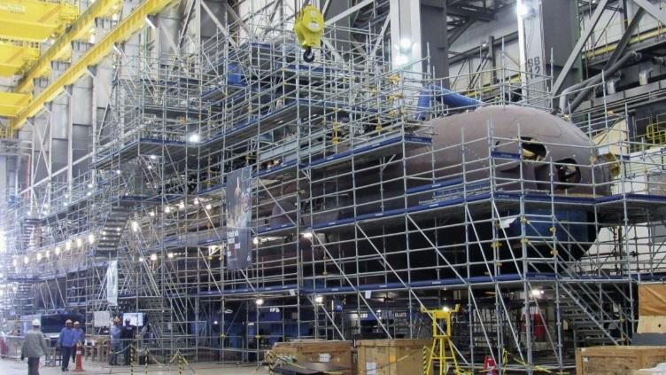 Brazylia zwodowała pierwszy okręt klasy Riachuelo - GospodarkaMorska.pl