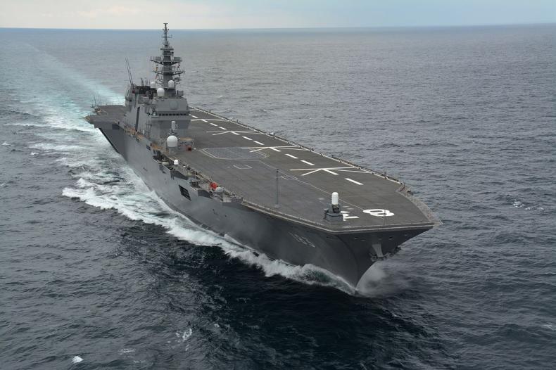 Japonia przyspiesza rozbudowę potencjału militarnego - GospodarkaMorska.pl