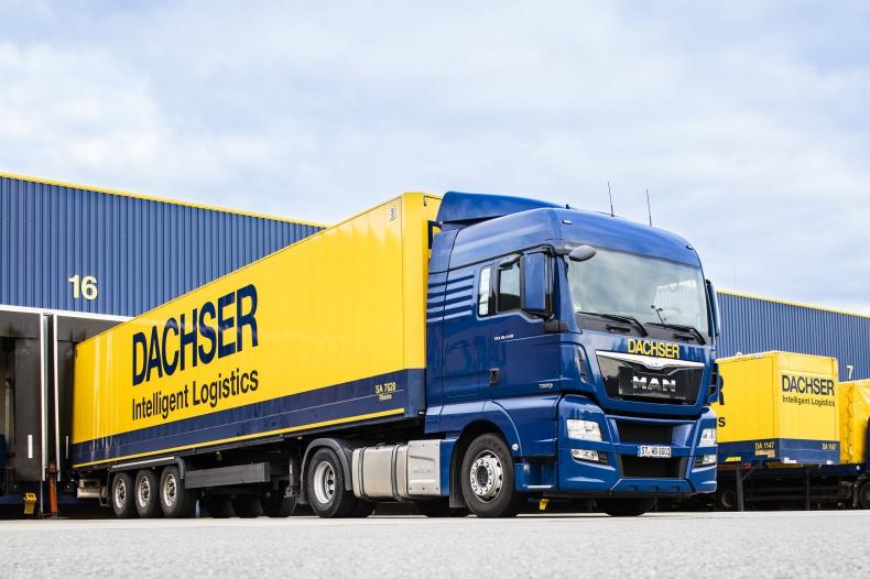 Dachser trzecią firmą logistyczną w Niemczech - GospodarkaMorska.pl