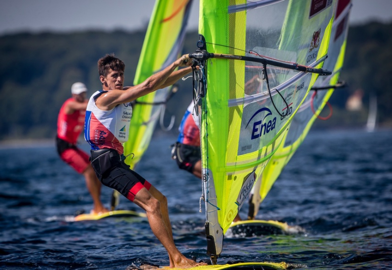 Piotr Myszka zajął piąte miejsce w mistrzostwach Ameryki Północnej - GospodarkaMorska.pl